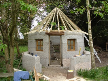 Fitting a conical shaped roof ... & Roofing | AMH Carpentry and Joinery | Powys and North Shropshire memphite.com