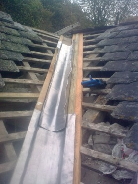 Flat Roof Extension >> Roofing | AMH Carpentry and Joinery | Powys and North Shropshire